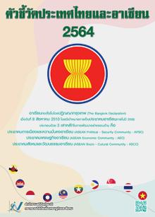 ตัวชี้วัดประเทศไทยและอาเซียน พ.ศ. 2564 </br> (The 2020 Core ASEAN Indicators)