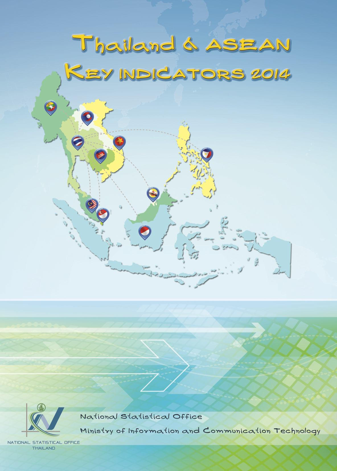 Thailand & ASEAN KEY INDICATORS 2014